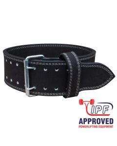 Strength Shop 10mm Double Prong Buckle belt - IPF APPROVED