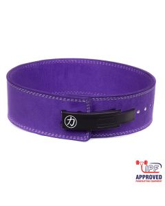 Strength Shop 10mm Lever Belt - Purple -  IPF Approved