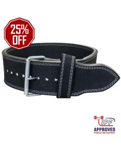 Strength Shop 13mm Single Prong Buckle belt - IPF Approved