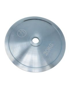 20kg Olympic Extra Thin Competition Style Steel Plate