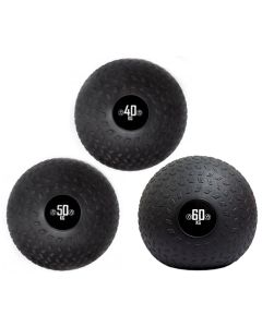 Ultra Grip Slam Ball Set - 1 each 40kg, 50kg & 60kg