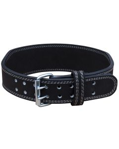 Strength Shop Weightlifting Double Prong Buckle belt