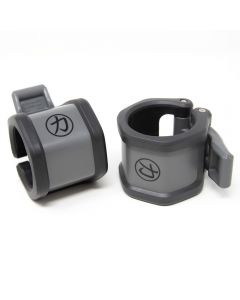 Strength Shop Olympic Riot Collars by Lock Jaw - Black