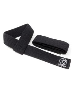 Strength Shop Black Lifting Straps