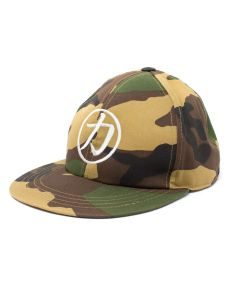 Strength Wear Camo Snap Back Cap