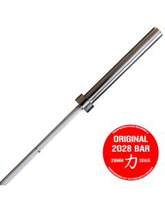 Strength Shop Original 2028 Olympic Bar - Chrome