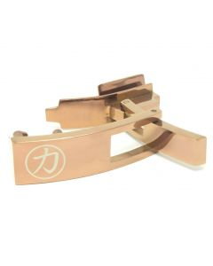 Strength Shop Steel Lever Buckle - Copper w/lifetime warranty