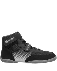 Sabo Deadlift Shoes - Grey / Black