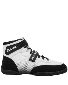 Sabo Deadlift Shoes - White / Black