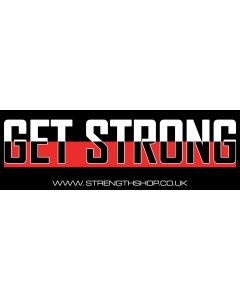 Strength Shop Banner - Get Strong - 6ft x 2ft