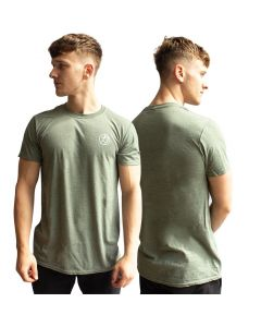 Strength Wear - Military Green - T-Shirt