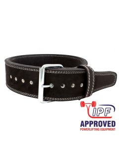 "Strength Shop 13mm Single Prong Buckle belt 3"" Wide - IPF Approved"