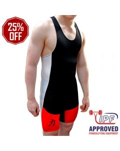 Strengthshop Unisex Inferno Singlet - IPF APPROVED
