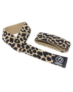 Strength Shop Leopard Lifting Straps