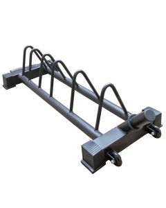Toast Rack with handle and change plate storage