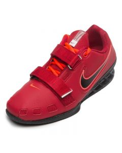 Nike Romaleos 2 - Weightlifting Shoes - Gym Red / Crimson