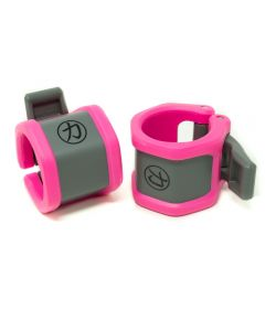 Strength Shop Olympic Riot Collars by Lock Jaw - Pink