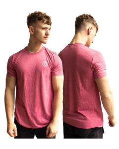 Strength Wear - Heather Cardinal - T-Shirt