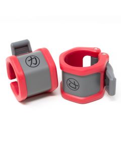 Strength Shop Olympic Riot Collars by Lock Jaw - Red