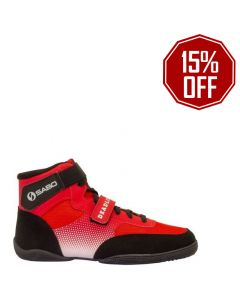 Sabo Deadlift Shoes - Red