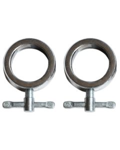 Olympic Screw Clamp Collars - Pair
