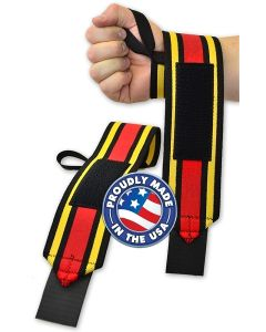 Titan Signature Wrist Wraps - IPF Approved