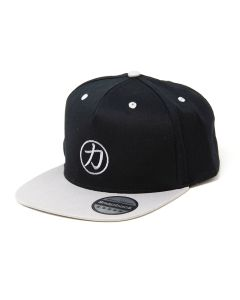 Strength Shop Grey/Black Snap Back Cap