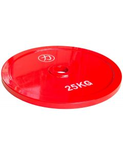 Strength Shop Olympic Extra Thin Competition Style Steel Plates 0.5kg - 25kg - Coloured