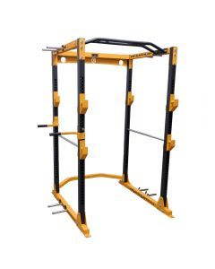 Strength Shop Thor Power Cage - Yellow/Black