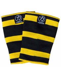 Strengthshop Double Ply Thor Elbow Sleeves - Yellow/Black