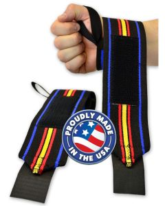 Titan THP Wrist Wraps - IPF Approved