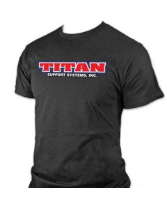 Titan T-Shirt - Black