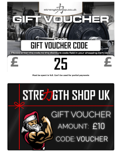 Strength Shop Gift Voucher (Email voucher)