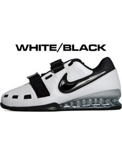 Nike Romaleos 2 - Weightlifting Shoes - White / Black