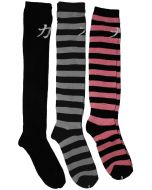 Strength Shop Deadlift/Weightlifting Socks - Pack of 3 (6 colours available)