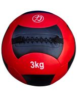3kg Medicine/Wall Ball - Red/Black