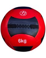 6kg Medicine/Wall Ball - Red/Black