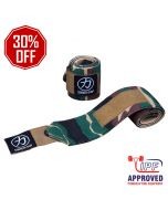 Strength Shop Zeus Wrist Wraps - Camo - IPF APPROVED