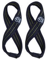 Strengthshop Figure of 8 Lifting Straps - Heavy Duty