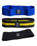 Strength Shop Hip Bands - Pack of 3