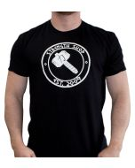 Strength Shop Thor's Hammer T-Shirt - Black