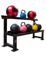 Kettlebell/Wall Ball Rack