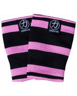 Strength Shop Pink/Black Double Ply Knee Sleeves