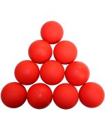 Strength Shop Lacrosse Ball - Red - 10 Pack (Massage)