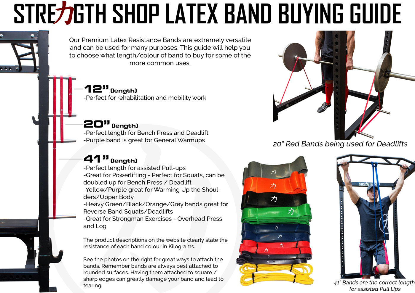 pics How to Buy an Exercise Band
